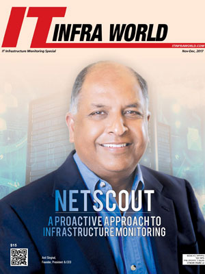 NETSCOUT: A Proactive Approach to Infrastructure Monitoring