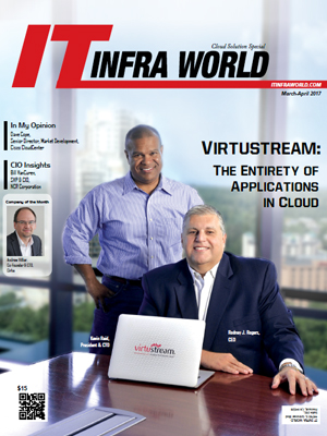 Virtustream: The Entirety of Applications in Cloud